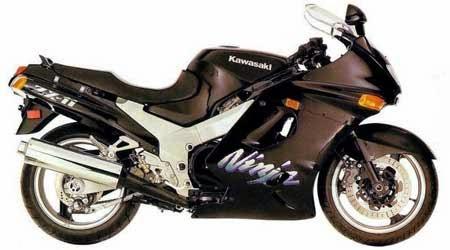 Gambar Kawasaki ZXR1100