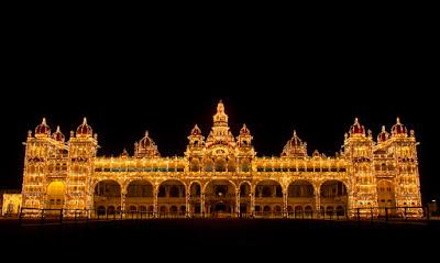 bvkmohan.blogspot.in,bvkmohan,nye 2016,wanderlust,bike life,touring,mysuru,mysore,mysore palace,karnataka