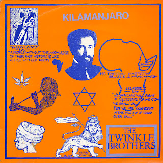 The Twinkle Brothers - Kilamanjaro