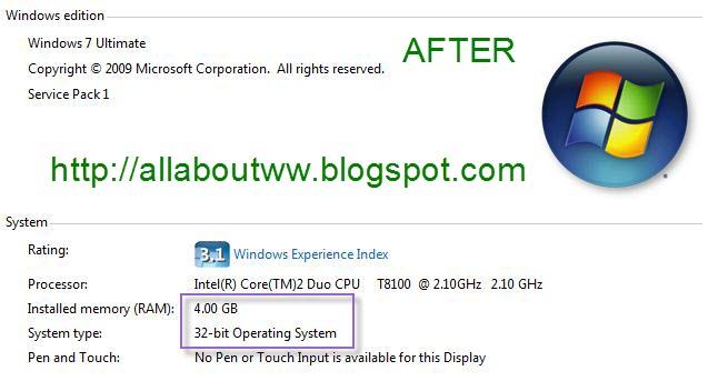 Menembus Limit Ram 4GB pada Windows 7 32-bit  Windows%2B7%2B32-bit%2B4GB