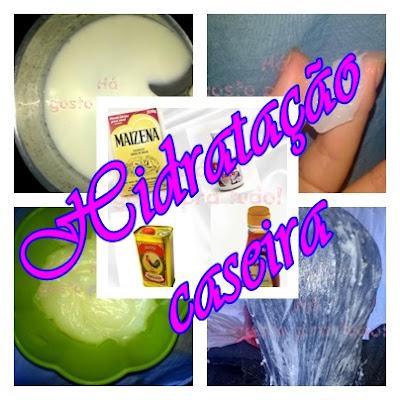 Dicas de beleza #6: Hidratação caseira com amido de milho
