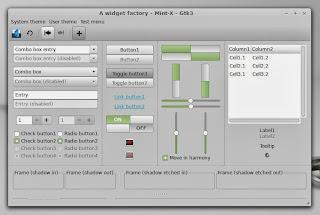 Linux Mint 16 Petra screenshots