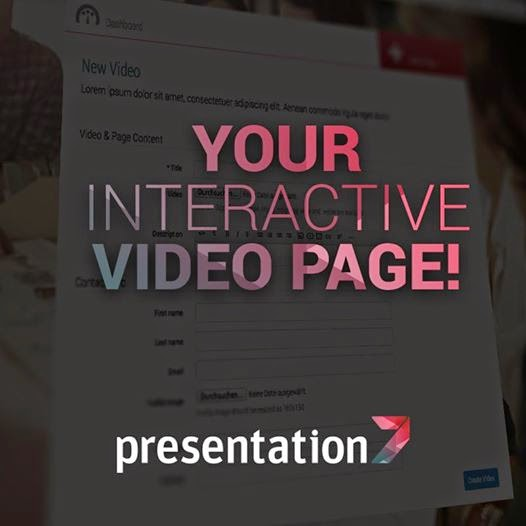 Presentation7 - Your interactive Videopage!