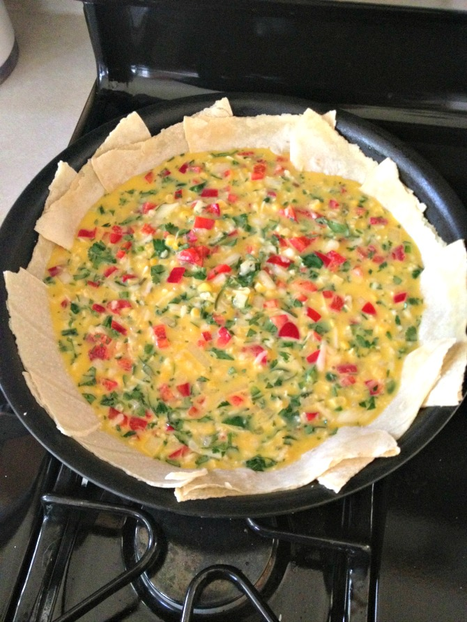 The Holland House: Mexittata Before