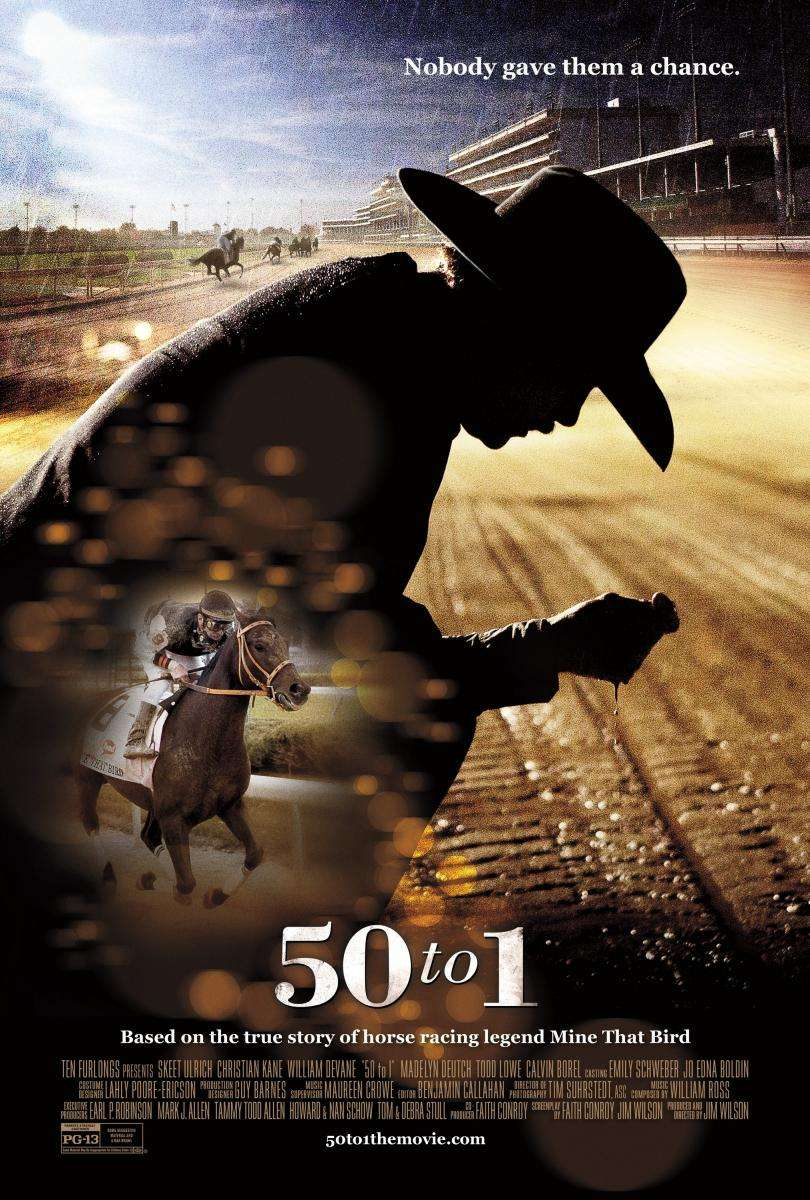 50 to 1 DVDRip Latino