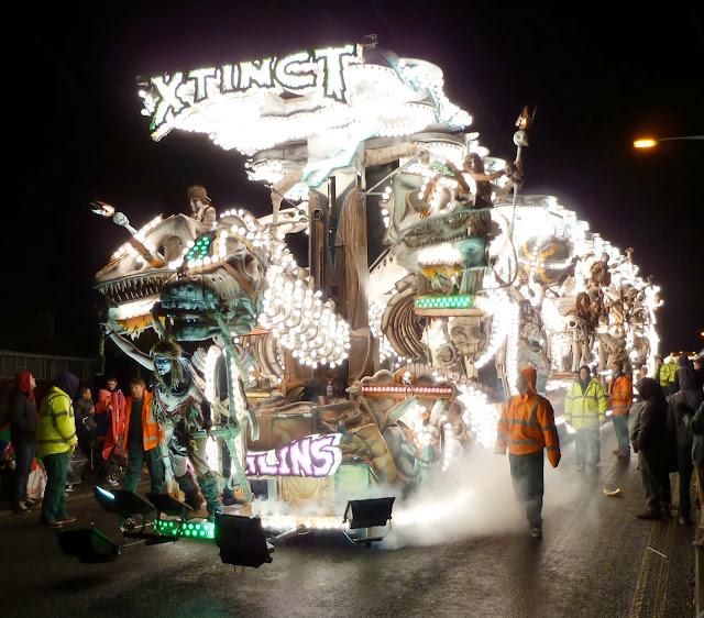 Gremlins Carnival Club - Xtinct
