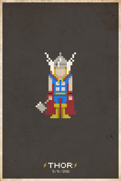 8-bit Thor