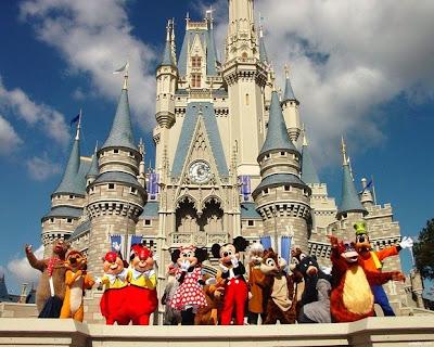 Disneyland París - que visitar