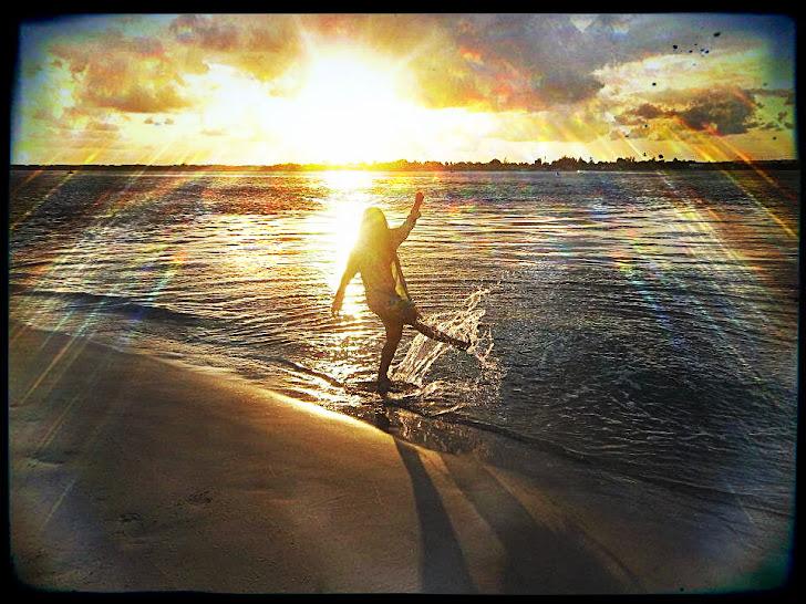 Desejo muita paz e saúde, porque o resto a gente corre atrás! (DKPM)