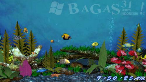 Fish Aquarium 3D Screensaver 2.0 + Serial 2