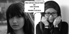 Pre -Loved Collection by Liza Razak & Yoshie Natalia