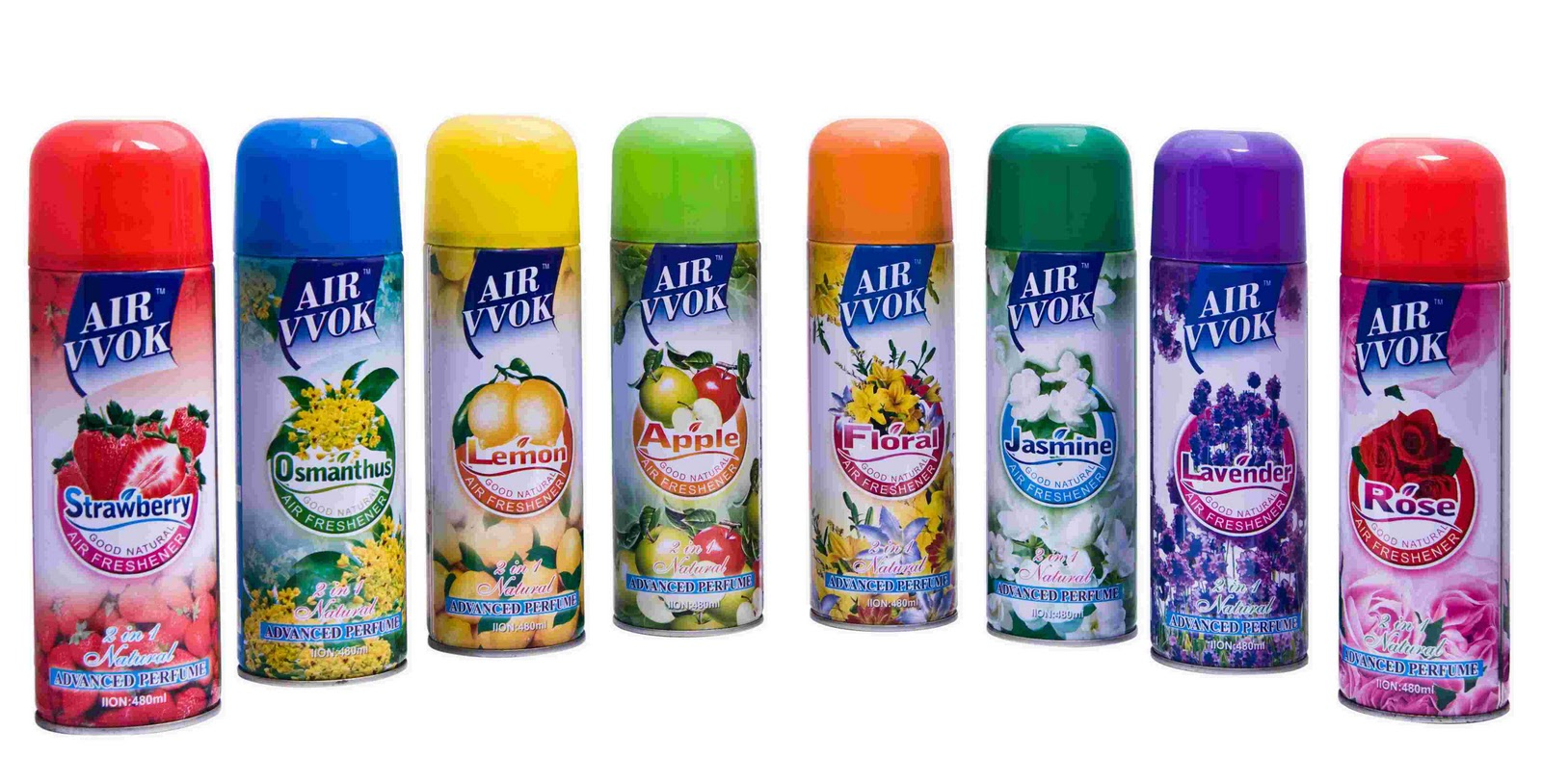 Many scented air fresheners - Best smelling air freshener ...
