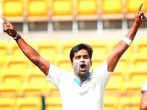 Vinay Kumar took 6 Wickets against Mumbai, Ranji Trophy 2014-15