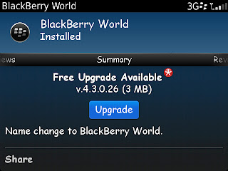 BlackBerry World v4.3.0.26