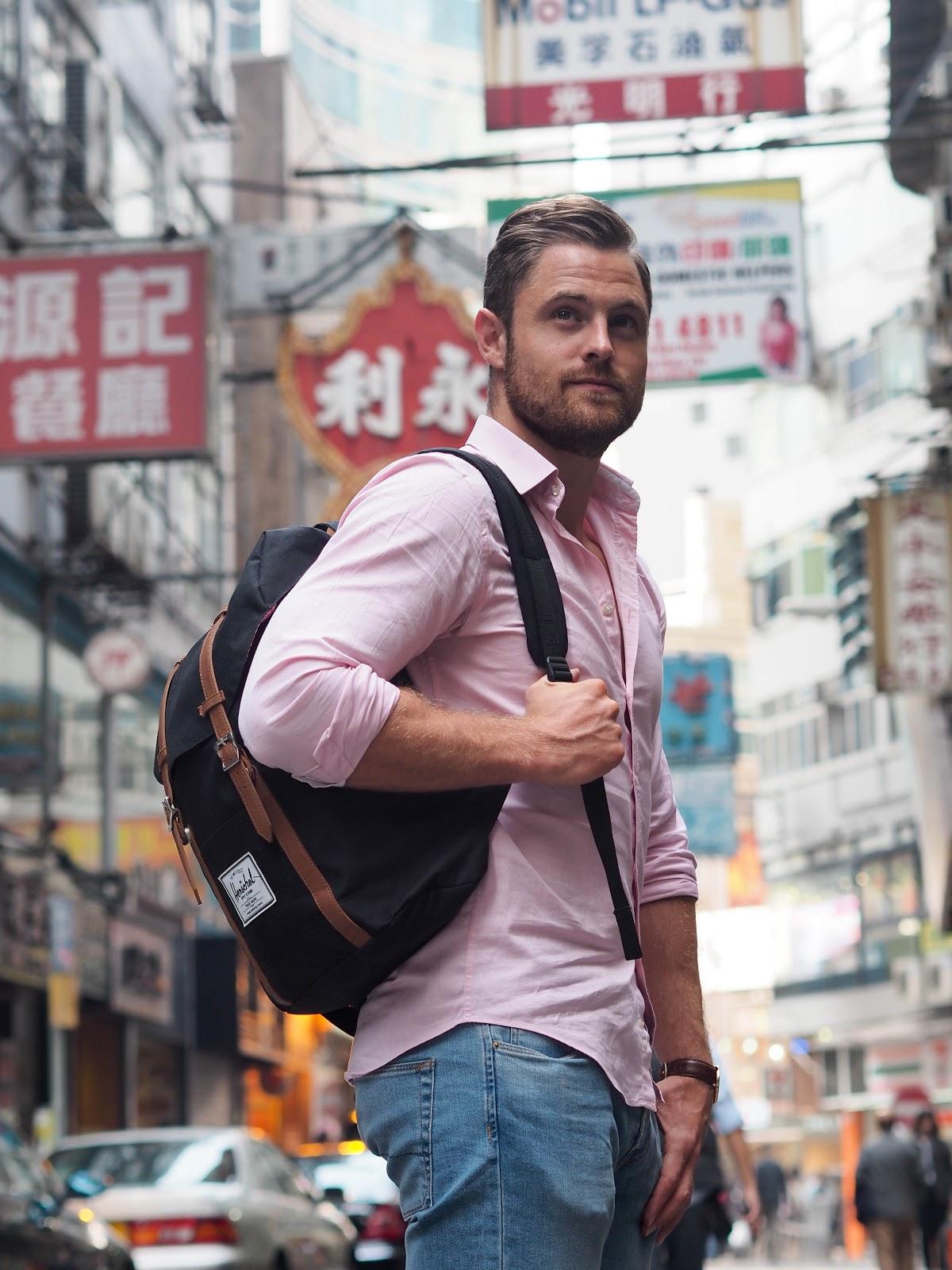Herschel in Hong Kong