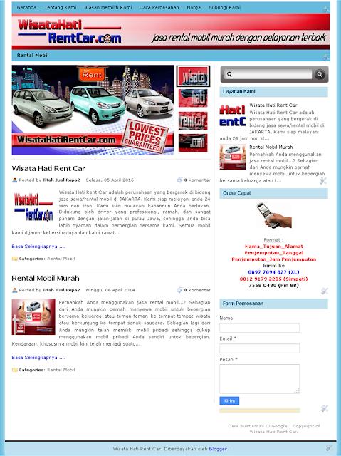 Kursus Membuat Website