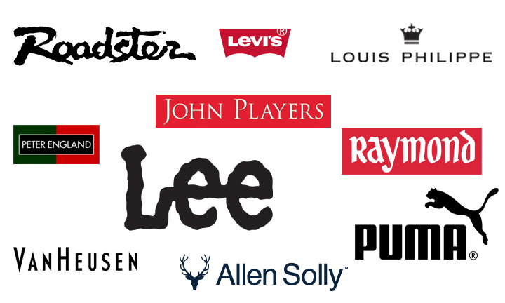 Top 10 shirt brands in india for men 2015 top 10 brands for T shirt brand name list