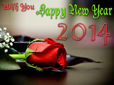 Latest Happy New Year 2014 eCards Images