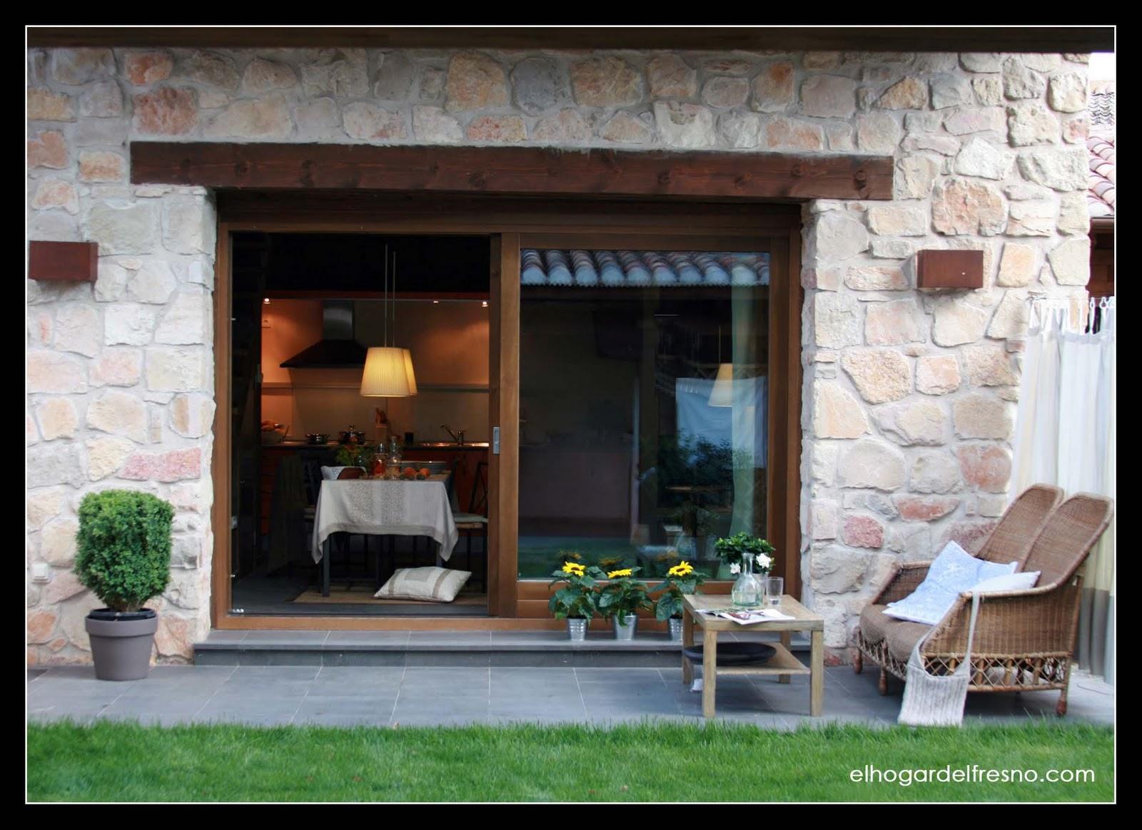 Casa con encanto en segovia a 100 km de madrid casa - Casas de madera con encanto ...