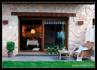 Casa rural con encanto en pedraza segovia - Casas rurales sierra de madrid con piscina ...