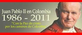 Juan Pablo II en Colombia - 1986