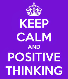 pikiran negatif, keep calm and positive thinking