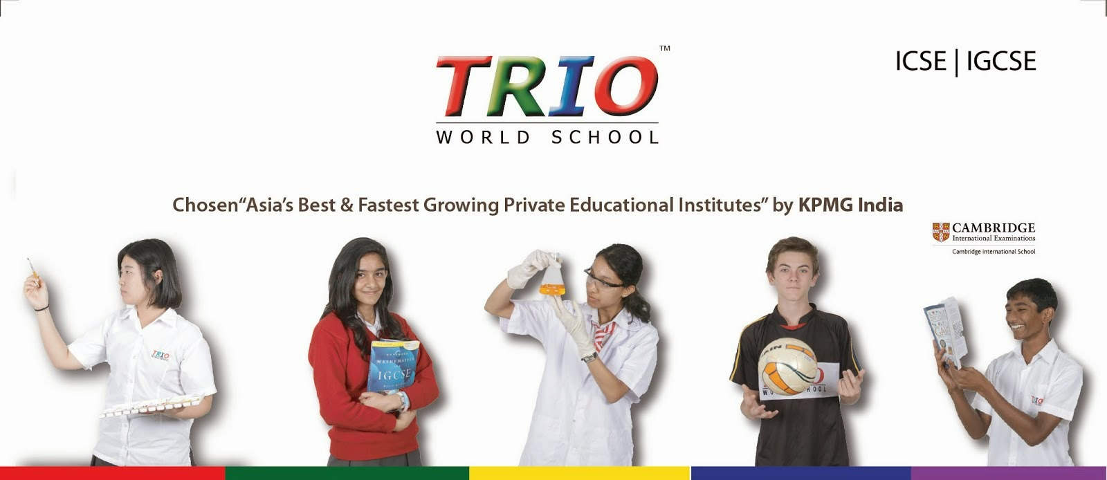 Blog about International School Bangalore | Trio World School