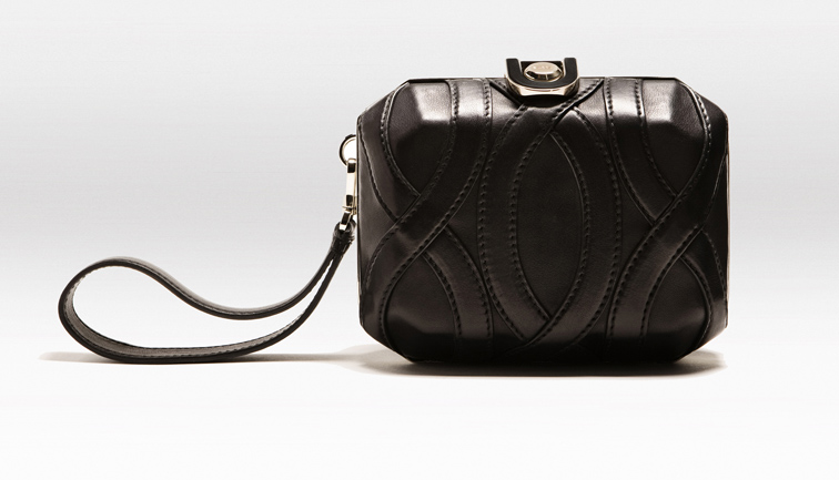 BALLY LEATHER GOODS PAPILLON PERSIS FALL 2013