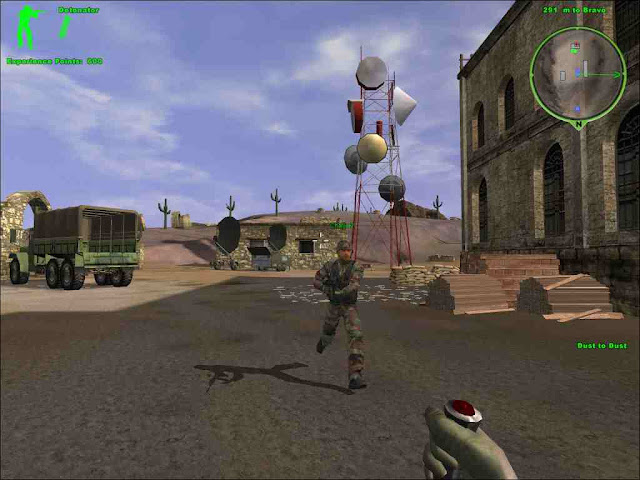 Delta Force Xtreme Windows Game