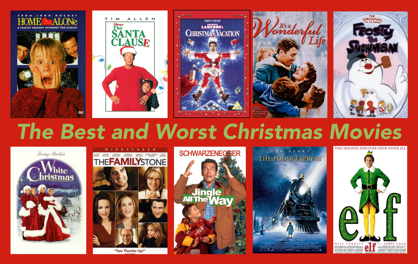 if you have known me for a while you know that i collect christmas movies every year i host a three week christmas movie marathon extravaganza - 10 Best Christmas Movies