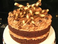 Chocolate Coffee Cake Idea