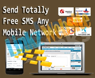 Send Free SMS All Network