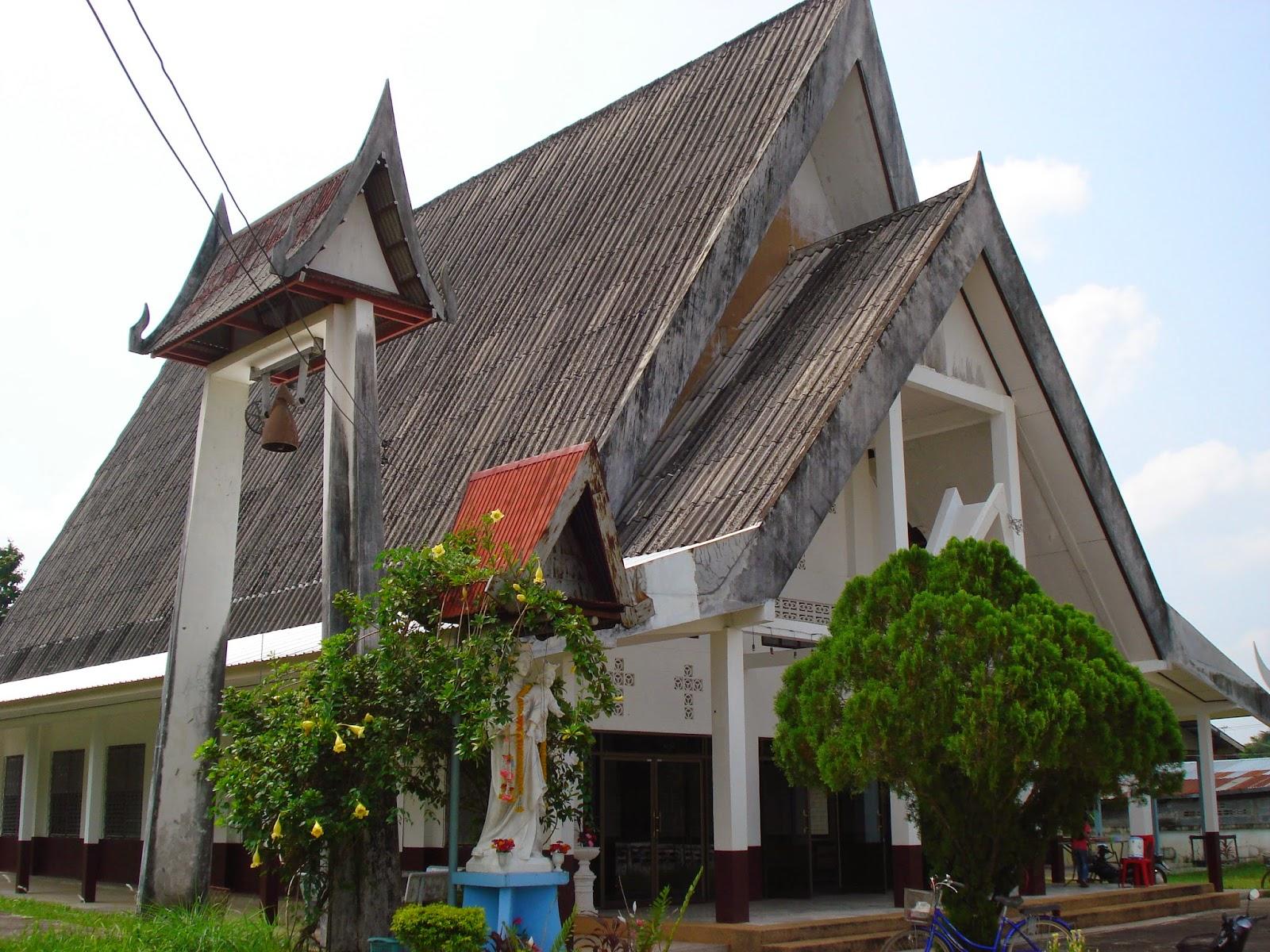 Iglesia de Chayaporn