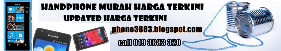 HANDPHONE MURAH,HARGA TERKINI