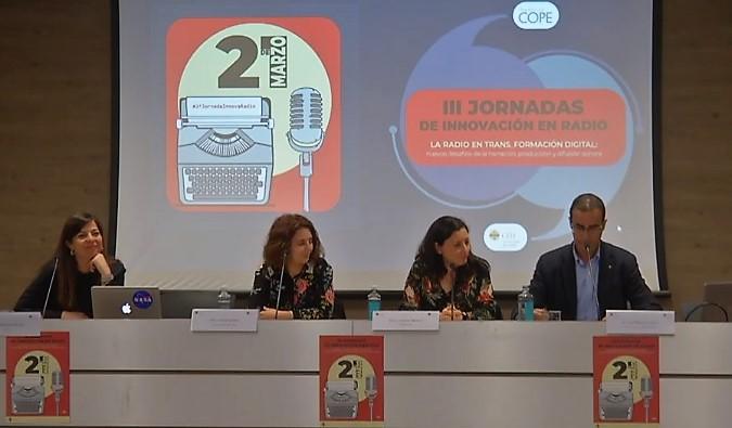 EN DIRECTO, JORNADA CEU-COPE SOBRE RADIO