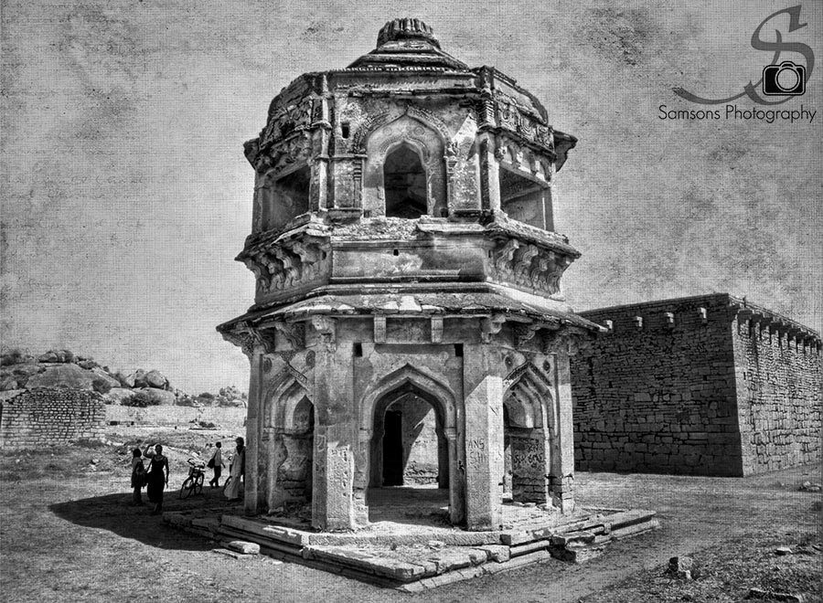 Band Tower of Hampi