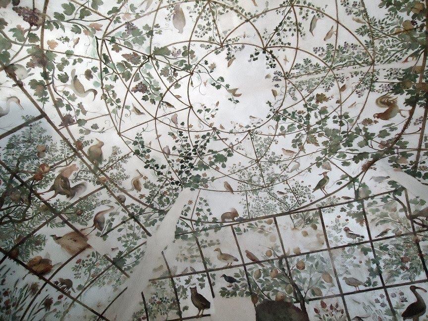Hortibus voyage parcs et jardins de nomandie palais et for Jardin villa medicis rome