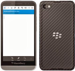 Harga Blackberry Z30 2014