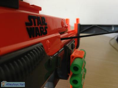 Nerf Starwars Chewbacca Bowcaster 1