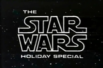 Chá de VHS - Star Wars Holiday Special