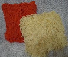 Cojin en tiras de algodon lycra