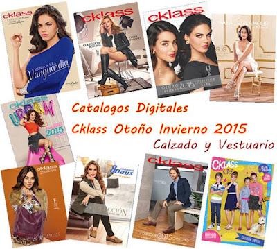 Cklass Catálogos Otoño Invierno 2015