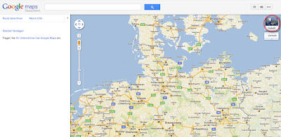 Webcams in Google Maps