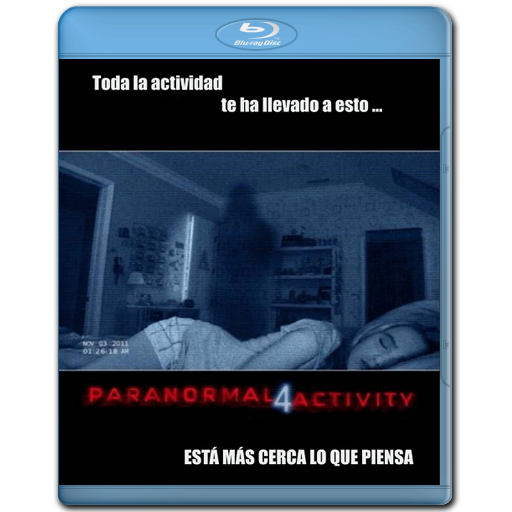 Paranormal Activity 4 1080p MKV Latino UNRATED