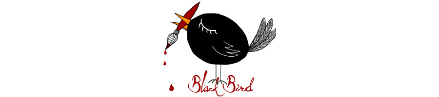Black Bird Art