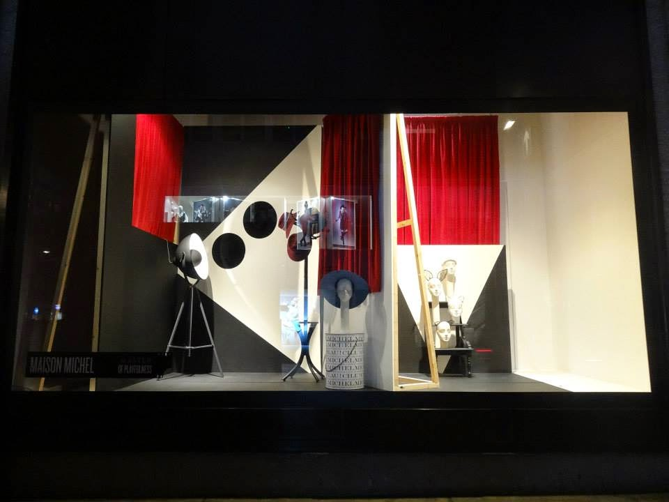 Selfridges Shop Window 2014 jul-aug Maison Michel - Master of Playfulness