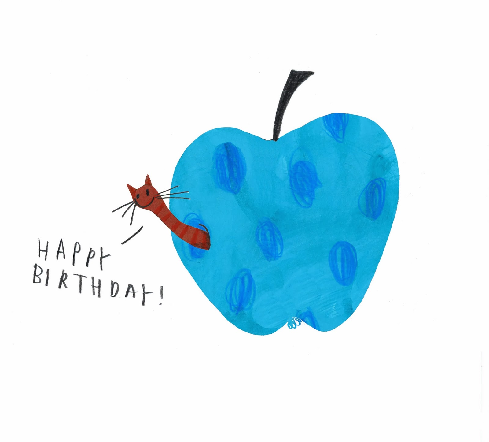 Image result for happy birthday apple images