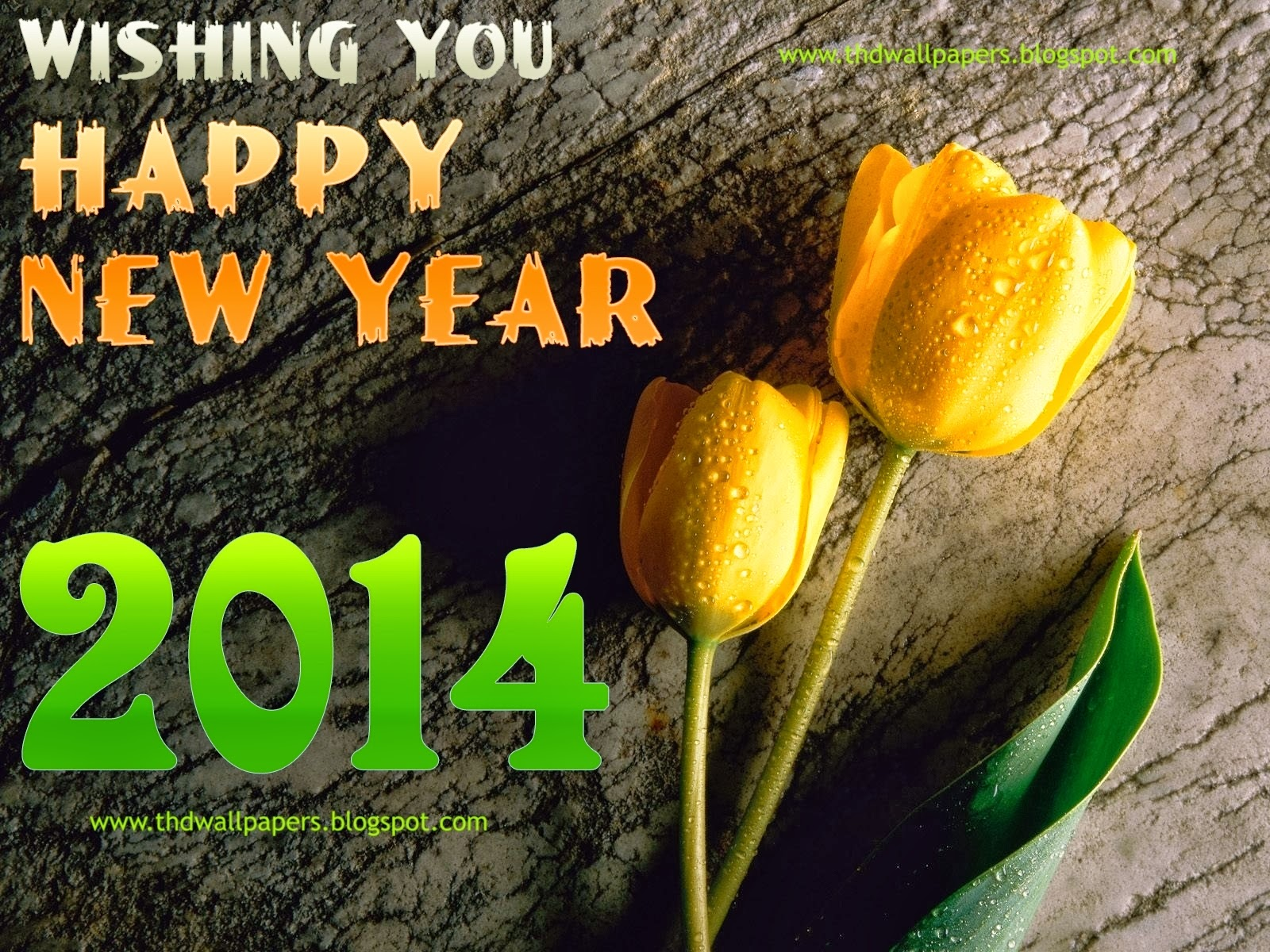 happy new year 2014 wallpaper free download