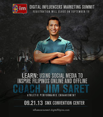 coach jim saret digital influencers marketing summit 2013