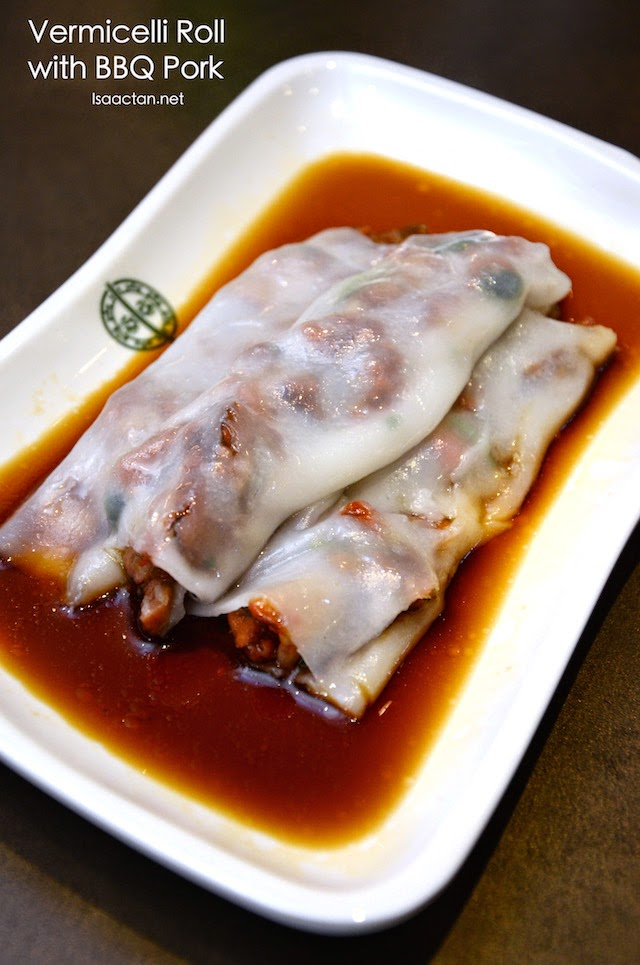 Vermicelli Roll with BBQ Pork - RM12.80
